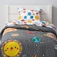 Deep Space Toddler Bedding
