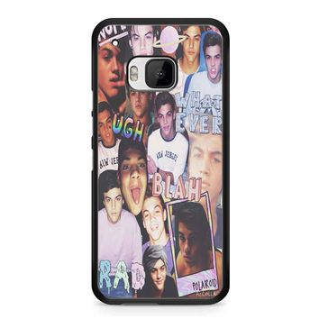 Dolan Twins Collage 3 HTC M9 Case