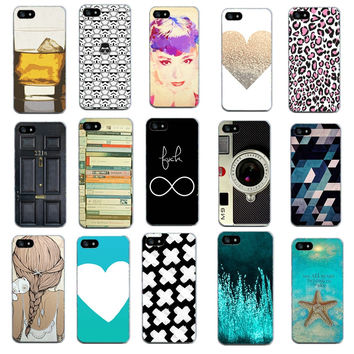 Cute style Animal Series TPU Case Cover For Apple i Phone iPhone 5 5s iphone5 iphone5s Cases Thin covers