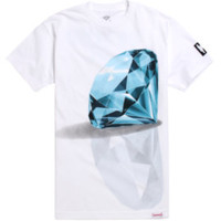 Diamond Supply Co Diamond X Frank Tee at PacSun.com