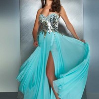 MacDuggal 50116M Dress at Peaches Boutique
