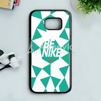 Be Nike Samsung Galaxy S7 Edge Case | armeyla.com
