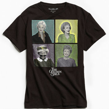 Golden Girls Tee | Urban Outfitters