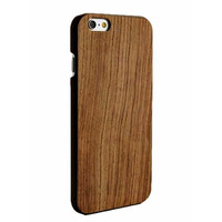 iPhone 6 6S Rosewood Real Wood slim case