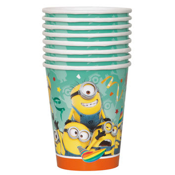 The Minions - 9oz Party Cups
