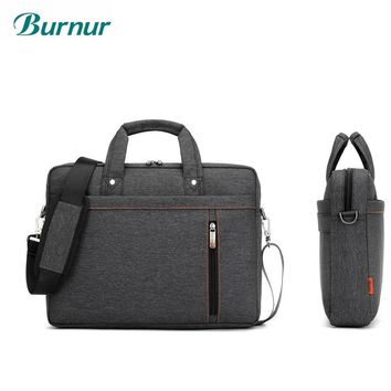 Luxury waterproof Brand Laptop bag 17.3 inch of Women 13.3 14 15 15.6 17  Shoulder portable Messenger men notebook bag