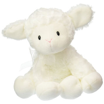 Gund Lena Lamb Musical Stuffed Animal