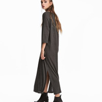 Calf-length T-shirt Dress - from H&M