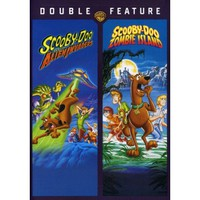 Scooby-Doo and the Alien Invaders / Scooby-Doo on Zombie IslAnd - Walmart.com