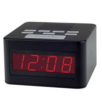 Blue Tooth Alarm Clock - Radio And USB Charge Useful Dorm Supply Cool Items For College Best Dorm Stuff
