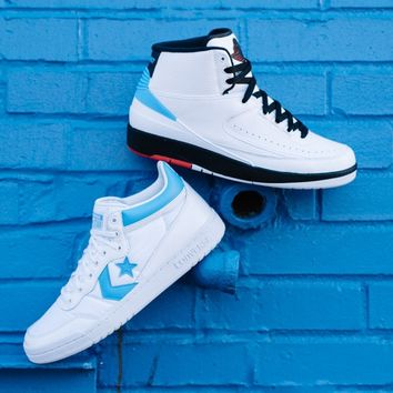 """HCXX JORDAN x CONVERSE """"THE 2 THAT STARTED IT ALL"""""""