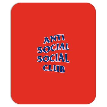 anti social club Mousepad