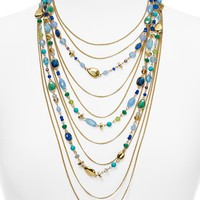 "Lauren Ralph LaurenBeaded Statement Necklace, 16"" - 100% Bloomingdale's Exclusive"