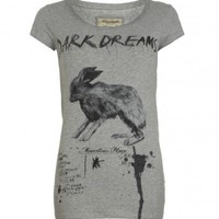 All Saints Dark Dreams Tee
