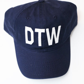 Aviate Ball Cap DTW {Navy}