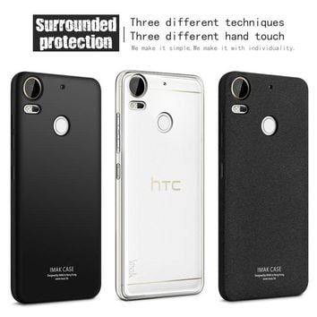 IMAK Soft TPU Gel Case For HTC Desire 10 pro with Slim Phone silicone Back Cover For HTC Desire 10 Pro Cases
