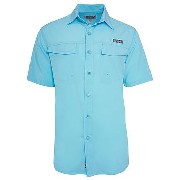 Women's Coastline S/S UV Vented Fishing Shirt