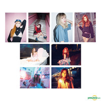 YESASIA: BLACKPINK SQUARE Poster Set PHOTO/POSTER,FEMALE STARS,GROUPS,Celebrity Gifts,GIFTS - BLACKPINK, YG Entertainment - Korean Collectibles - Free Shipping - North America Site