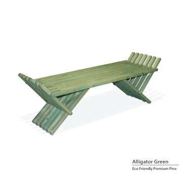 touchGOODS Wooden French Bench X90