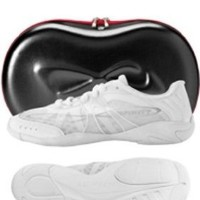 Nfinity Vengeance Cheer Shoe (Pair), White, 5.5