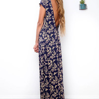Flynn Skye || Harper Maxi dress in twilight