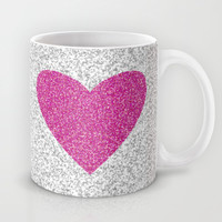 Pink Love Mug by M Studio