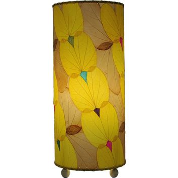 Butterfly Table Lamp Yellow