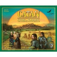 Catan: Cities & Knights Game Expansion 4th Edition