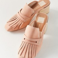 Dolce Vita Katina Loafer Mule Heel   Urban Outfitters