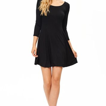 Timeless Basic Dress