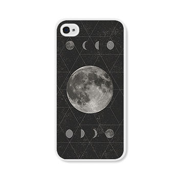 iPhone 5 Case - Moon iPhone 5c Case - Moon Phase iPhone Case - Moon iPhone 5 Case - Moon Phase iPhone 5c Case Geometric Phone Case