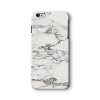Iphone 6 Plus Case, Marble Print 3d-sublimated, Mobile Accessories Marble 01.