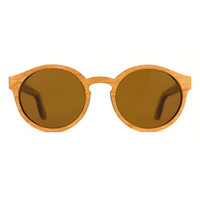 Capital Eyewear Morgan Sunglasses - Cherry