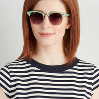 Vintage Inspired Oh What a Sight Sunglasses by ModCloth