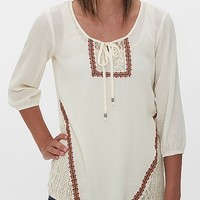 Women's Peasant Top