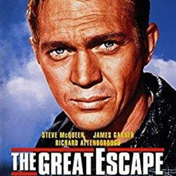MGM Home Entertainment - The Great Escape Steve McQueen, James Garner, Richard Attenborough, Charles Bronson, James Donald, Donald Pleasence, James Coburn, David McCallum, Gordon Jackson, John Leyton