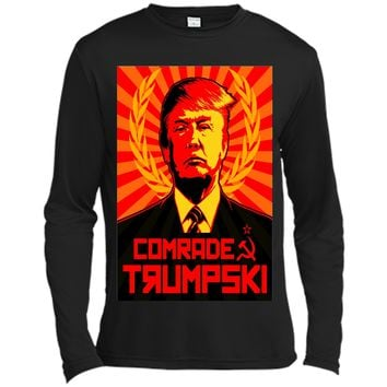 Comrade Trumpski - Persist and Impeach Trump Russian Shirt