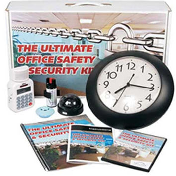 Ultimate Office Safety And Security Kit