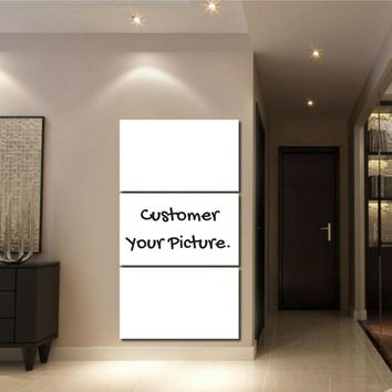 Drop Shopping 3 Piece HD Print Custom Made Poster Painting Canvas Wall Art Picture Home Decoration Living Room Canvas Painting