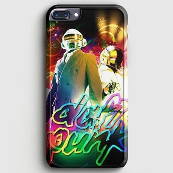 Daft Punk Duo Dj iPhone 8 Plus Case | casescraft