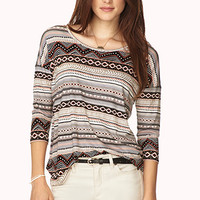 Sweet Voyager Knit Top