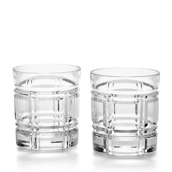 Greenwich Double Old-Fashioneds, Set of 2 - Ralph Lauren