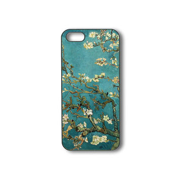 almond flower - iPhone 4 case, iphone 5 case, ipod touch 5, ipod touch 4, samsung galaxy S3, samsung galaxy S4,  samsung galaxy note 2