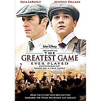 The Greatest Game Ever Played DVD - Widescreen | Disney Store