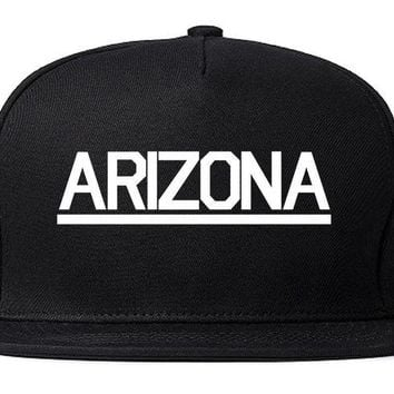 DCK4S2 Kings Of NY Arizona USA State AZ Snapback Hat