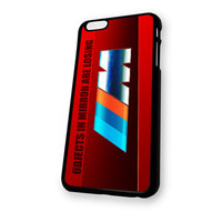 BMW red iPhone 6 case
