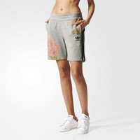 adidas Pastel Rose B-ball Shorts - Grey | adidas US