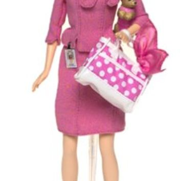 Barbie Legally Blonde 2 Red White and Blonde Barbie Doll as Elle Woods