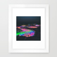 TO NEW ADVENTURES (everyday 12.31.15) Framed Art Print by Beeple | Society6