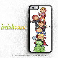 Avengers Tower iPhone 6 Case iPhone 6 Plus Case Cover